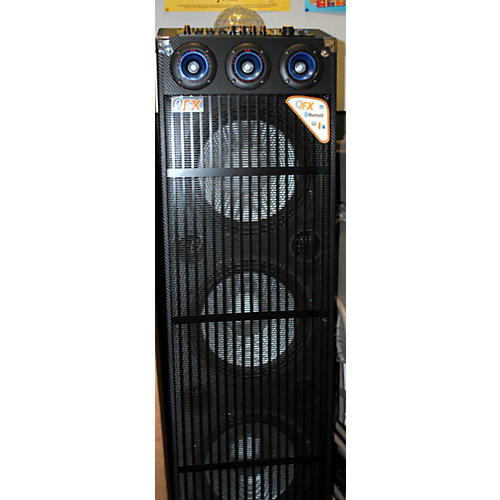 In Store Used Used QFX SBX412303 Powered Speaker