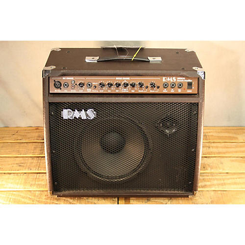 In Store Used Used R.M.S Rmsac40 Acoustic Guitar Combo Amp