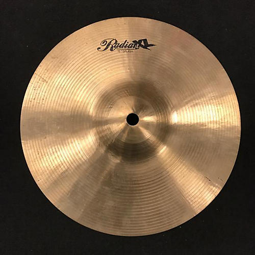 In Store Used Used RADIAN XL 10in SPLASH Cymbal