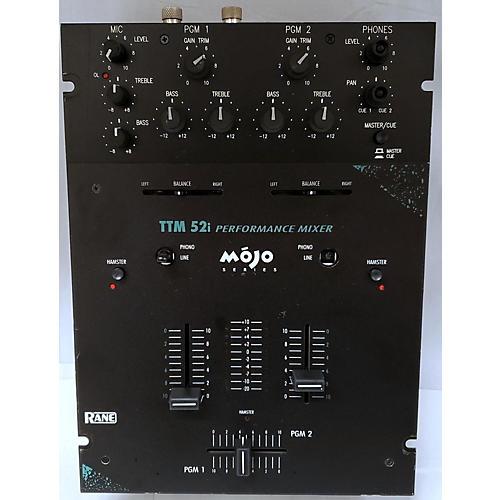 In Store Used Used RANE TTM 52I DJ Mixer
