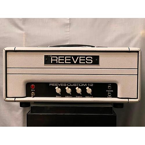 In Store Used Used REEVES CUSTOM 12 Tube Guitar Amp Head