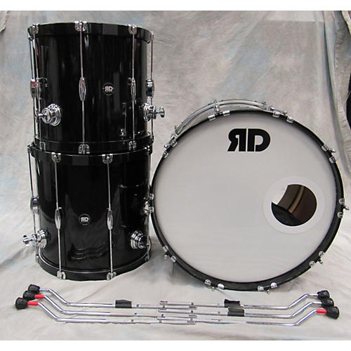 In Store Used Used RISEN 3 piece N/A PIANO BLACK Drum Kit