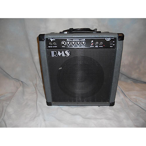 In Store Used Used RMS B40 Bass Combo Amp