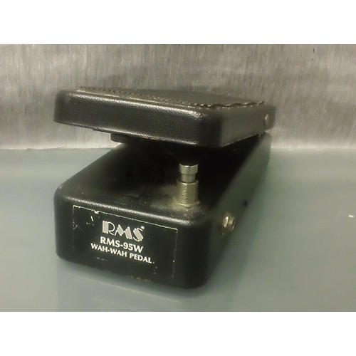 In Store Used Used RMS RMS-95W Effect Pedal