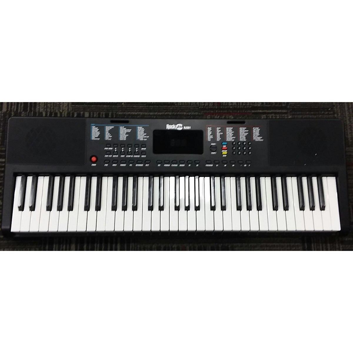 In Store Used Used ROCKJAM RJ361 Portable Keyboard