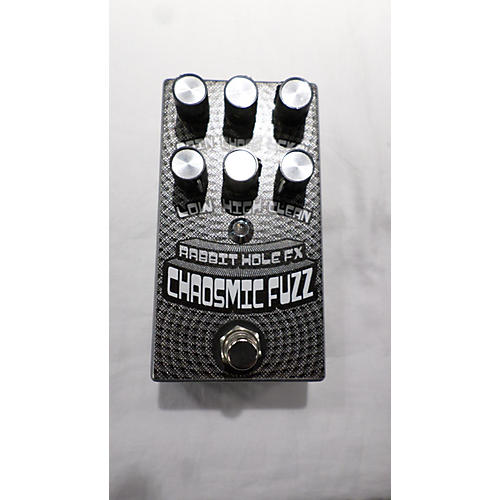 In Store Used Used Rabbit Hole Fx Chaosmic Fuzz Effect Pedal