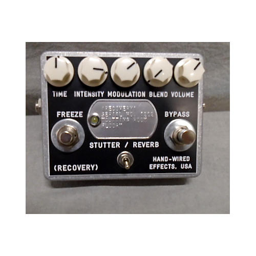 In Store Used Used Recovery Cutting Room Floor Effect Pedal