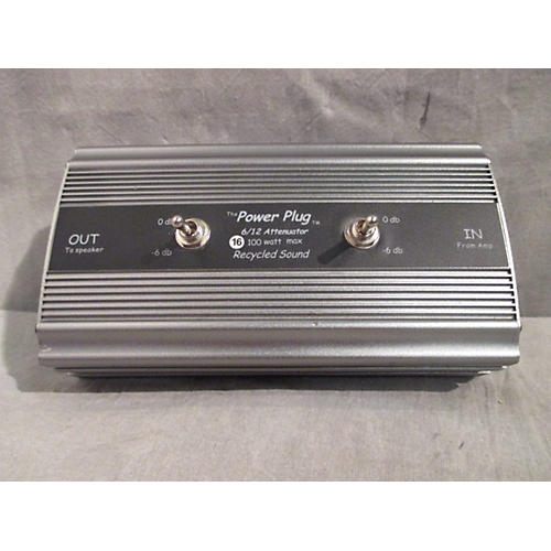 In Store Used Used Recycled Sound The Power Plug Pedal