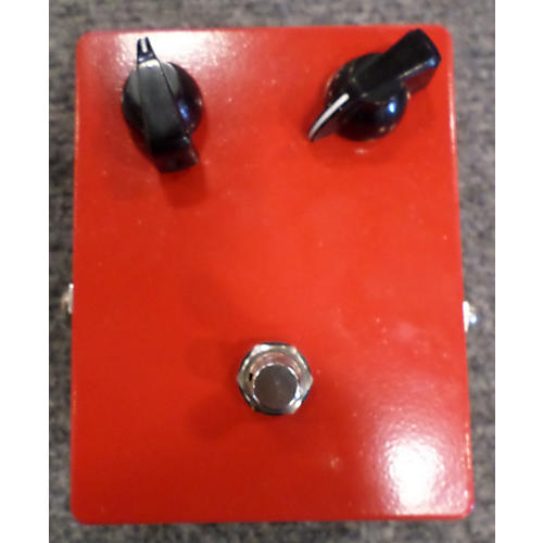 In Store Used Used Red Llama Clone Overdrive Effect Pedal