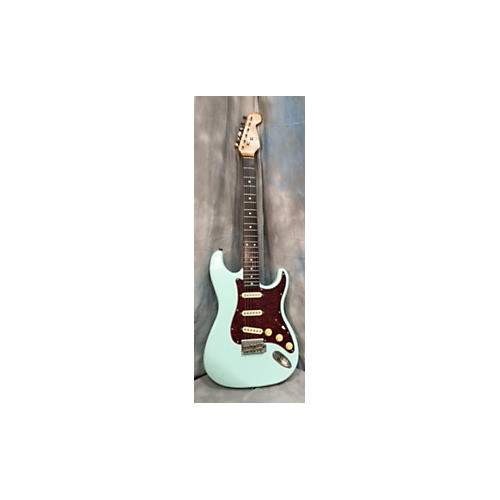 In Store Used Used Relic Guitars The Hague S-model Old Surf Green Solid Body Electric Guitar