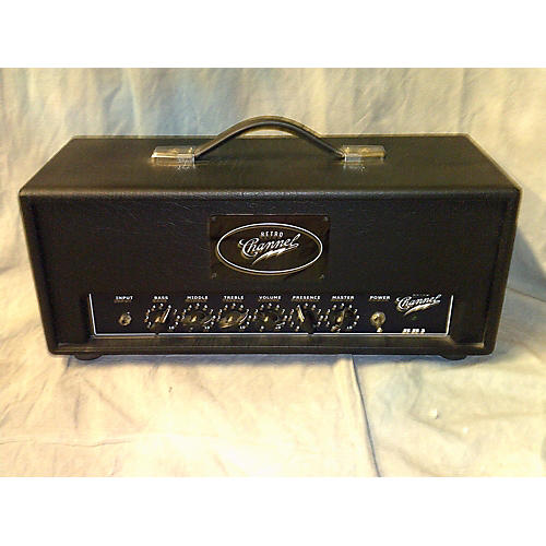In Store Used Used Retro Channel RR1 100W Solid State Guitar Amp Head
