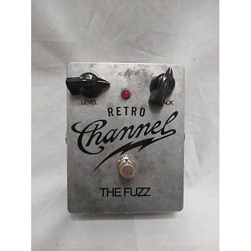 In Store Used Used Retro Channel The Fuzz Effect Pedal