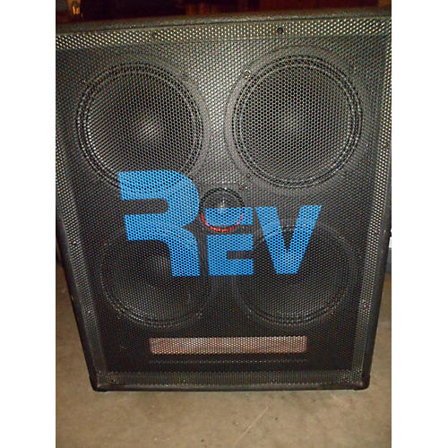 In Store Used Used Revsound RS48T Bass Cabinet
