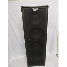 Used Revsound Rs410vt Bass Cabinet