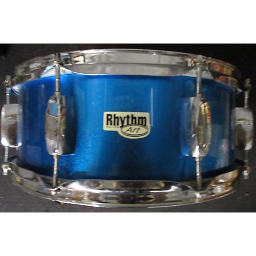 In Store Used Used Rhythm 5X14 Art Drum Blue
