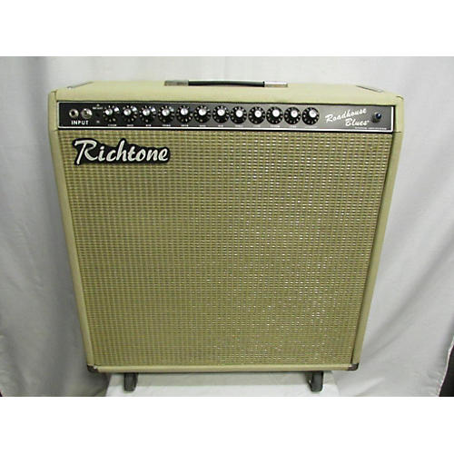 In Store Used Used Richtone Roadhouse Blues Tube Guitar Combo Amp