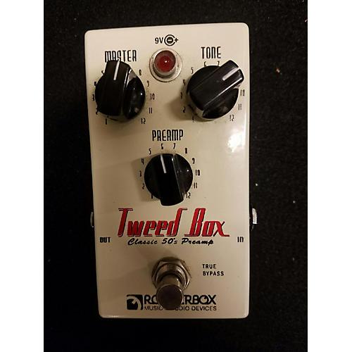 In Store Used Used Rockerbox Tweed Box Effect Pedal