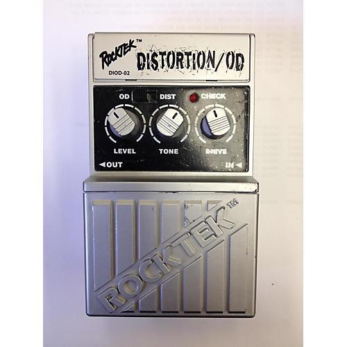 used rocktek diod02 distortion od effect pedal guitar center. Black Bedroom Furniture Sets. Home Design Ideas