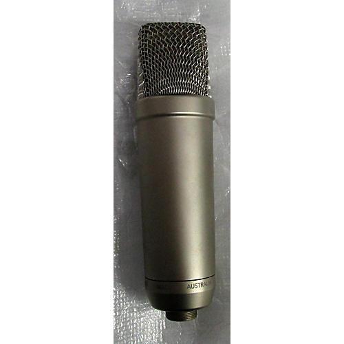 used rode microphones nt1a condenser microphone guitar center. Black Bedroom Furniture Sets. Home Design Ideas