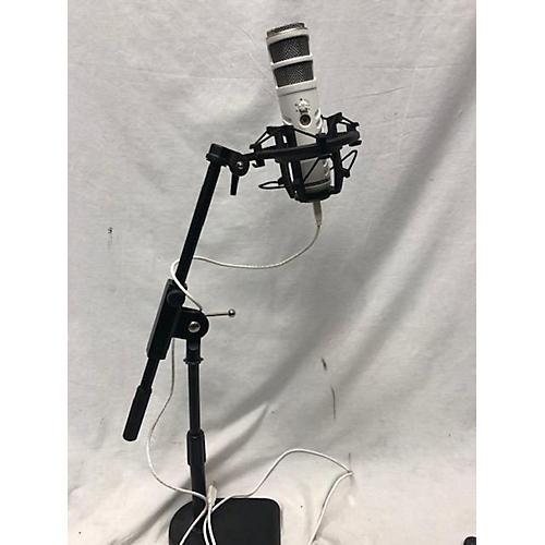 used rode microphones podcaster usb microphone guitar center. Black Bedroom Furniture Sets. Home Design Ideas