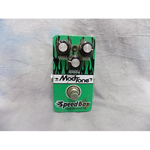 In Store Used Used Rohs Speedbox Distortion XL Effect Pedal