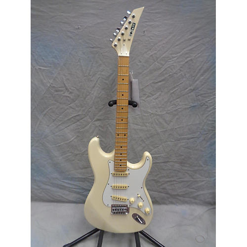 used rok axe guitar white solid body electric guitar guitar center. Black Bedroom Furniture Sets. Home Design Ideas