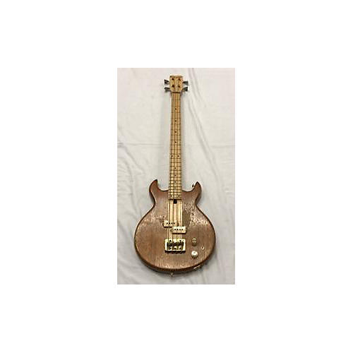 In Store Used Used S.d. Curlee Bass Vintage Natural Electric Bass Guitar