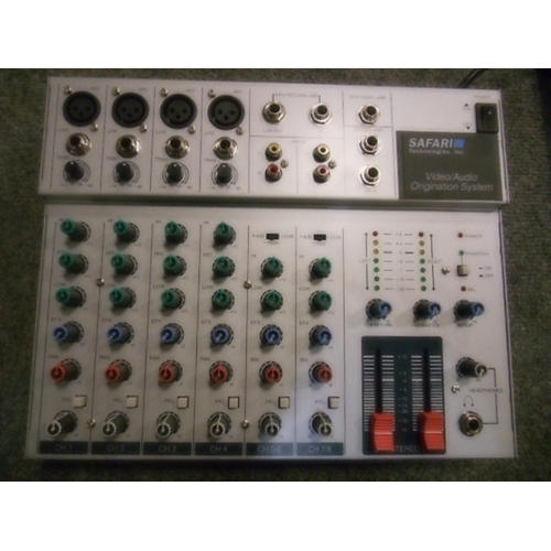 In Store Used Used SAFARI SMX-812 Unpowered Mixer