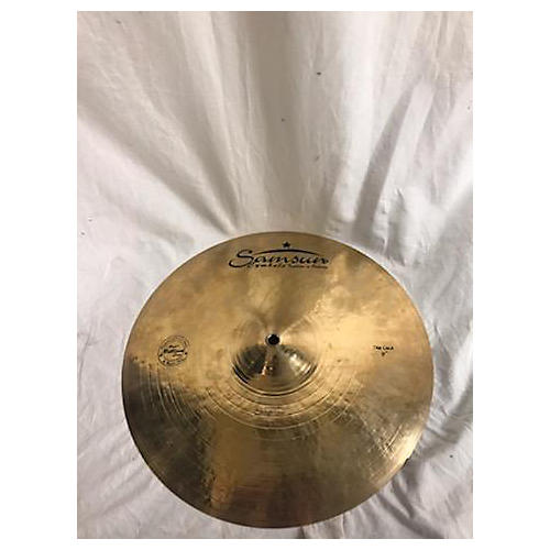 In Store Used Used SAMSUN 15in BRILLIANT LINE Cymbal