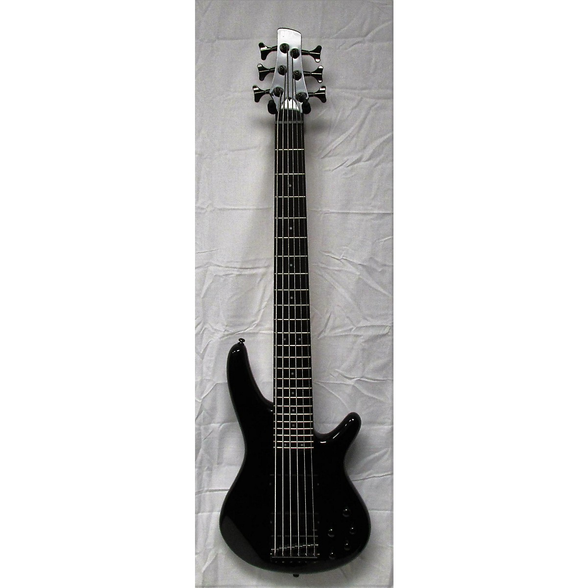 In Store Used Used SDGR SR 406 Black Electric Bass Guitar