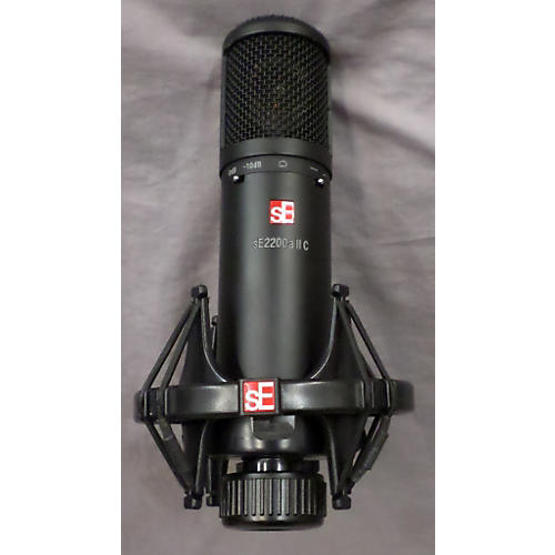 In Store Used Used SE SE2200A II C Condenser Microphone