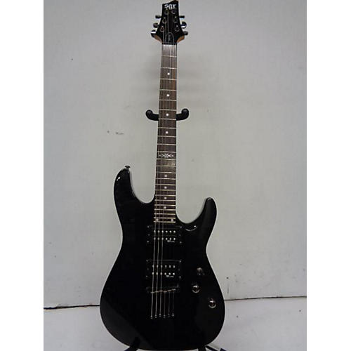 In Store Used Used SGR Sunset Black Solid Body Electric Guitar
