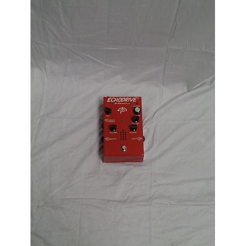 In Store Used Used SIB! Tube Echodrive Effect Pedal