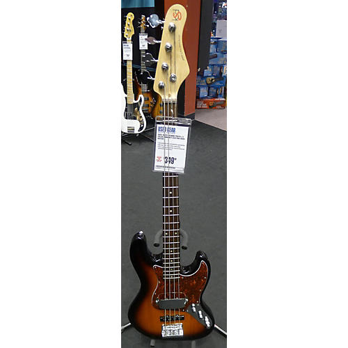 In Store Used Used SMITH DESIGNS PROTO-J 2 Color Sunburst Electric Bass Guitar