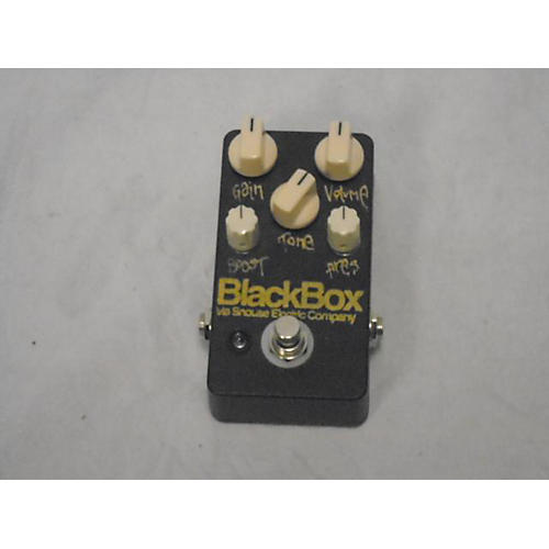 In Store Used Used SNOUSE BLACKBOX 2 LIMITED EDITION Effect Pedal