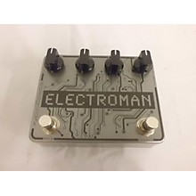 Used SOLID GOLD FX ELECTROMAN Effect Pedal