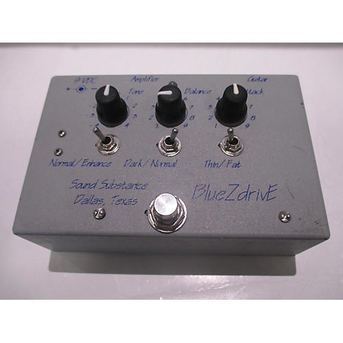 In Store Used Used SOUND SUBSTANCE BlueZdrivE Effect Pedal