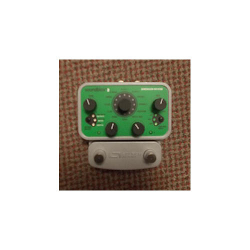In Store Used Used SOUNDBLOX 2 DIMENSION REVERB Effect Pedal