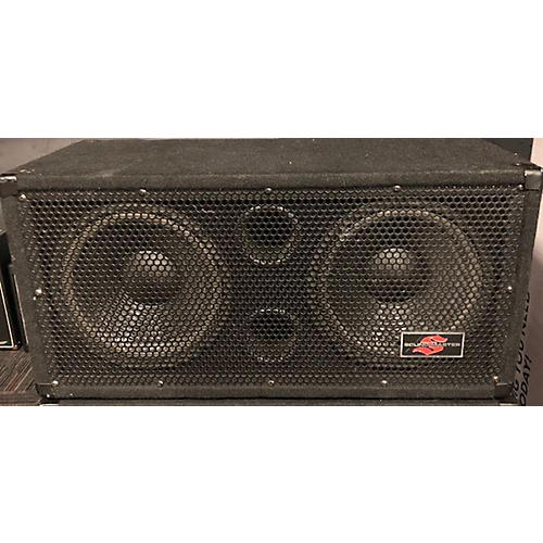In Store Used Used SOUNDMASTER SM210B 2X10 Bass Cabinet