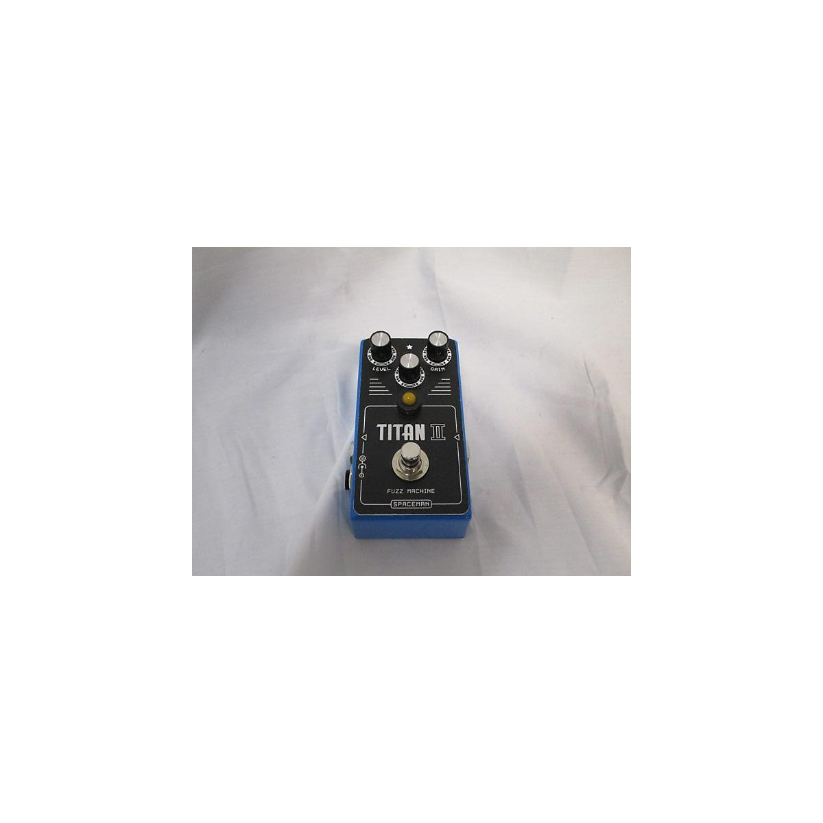 In Store Used Used SPACEMAN FUZZ MACHINE Effect Pedal
