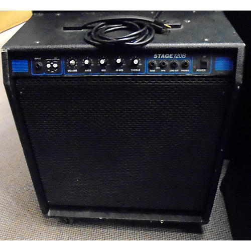 In Store Used Used STAGE 120B Bass Combo Amp