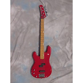 used stage guitars hd1200 candy apple red electric bass guitar guitar center. Black Bedroom Furniture Sets. Home Design Ideas