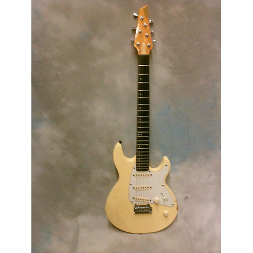 In Store Used Used STARFIELD DOUBLE CUT SSS Cream Solid Body Electric Guitar