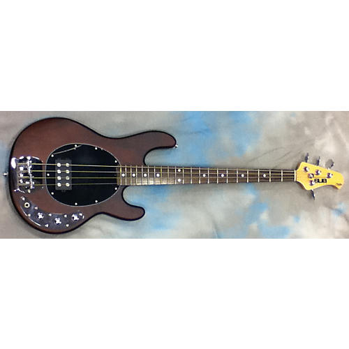In Store Used Used STERLING SUB RAY 4 Mahogany Electric Bass Guitar