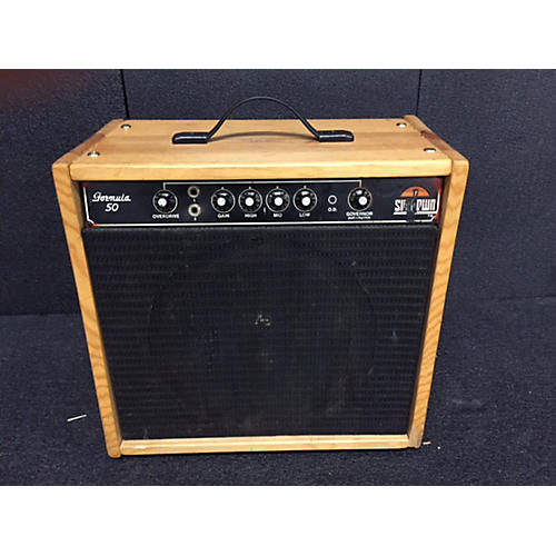 In Store Used Used SUNDOWN FORMULA 50 Tube Guitar Combo Amp