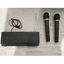 Used SUPERSONIC SC-900 Handheld Wireless System