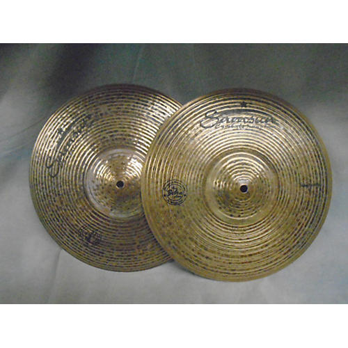 In Store Used Used Samsun 14in Hi Hat Pair Cymbal