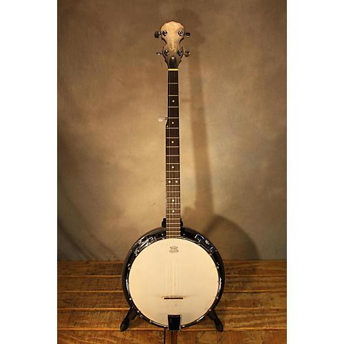 In Store Used Used Santa Rosa 18 Bracket Banjo Mahogany Banjo