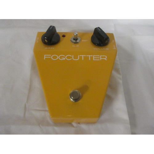 In Store Used Used Satellite Fogcutter Effect Pedal
