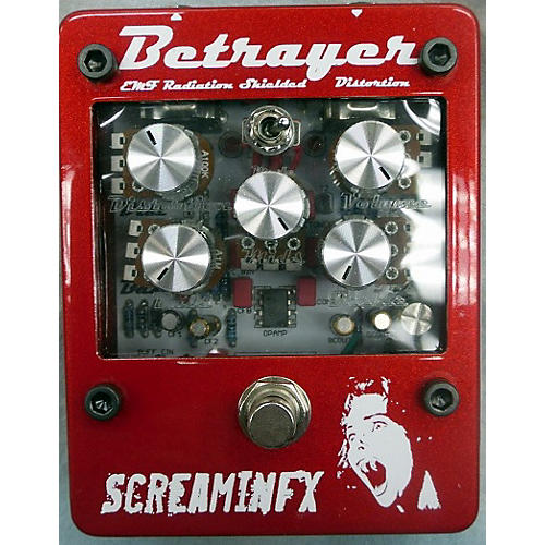 In Store Used Used ScreaminFX BETRAYER Effect Pedal
